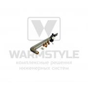 Соединительный трубопровод под отопительные котлы Logano G125 WS и бак Logalux LT300