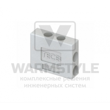 Защитный короб для двойного тройника TECE ? 16-20 мм