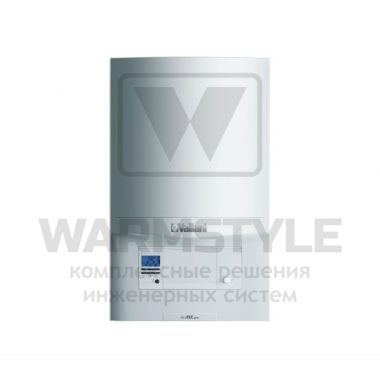 Настенный газовый конденсационный котёл Vaillant ecoTEC pro VUW INT IV 346 / 5-3 H