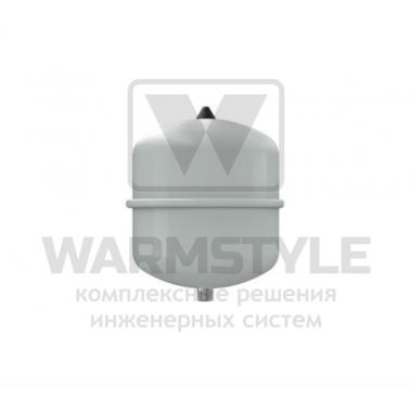 Мембранный расширительный бак для систем отопления Reflex NG 8 серый