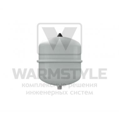Мембранный расширительный бак для систем отопления Reflex NG 12 серый