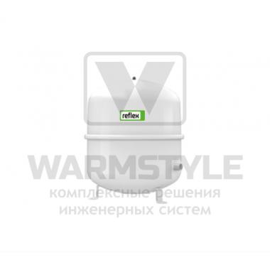 Мембранный расширительный бак для систем отопления Reflex N 50 белый