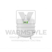 Мембранный расширительный бак для систем отопления Reflex N 80 белый