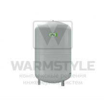 Мембранный расширительный бак для систем отопления Reflex N 500 серый