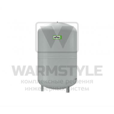 Мембранный расширительный бак для систем отопления Reflex N 600 серый