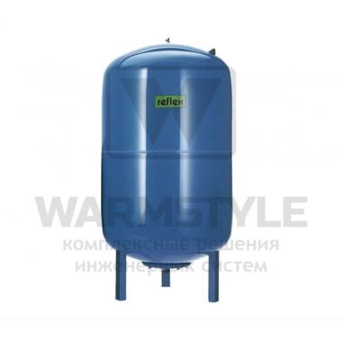 Мембранный расширительный бак для систем ГВС Reflex DE 600 синий