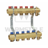 Коллектор для систем водоснабжения и отопления на 6 контуров TECE
