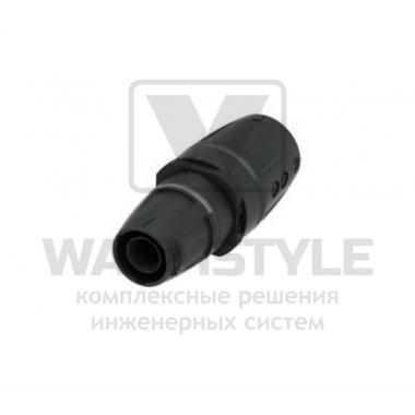 Соединение труба-труба редукционное PPSU TECElogo ? 50/40 мм