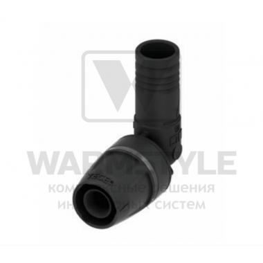 Уголок соединительный 90° с фитингом PPSU TECElogo ∅ 20/20 мм