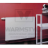 Стальной панельный радиатор Vogel&Noot PLAN 21P(PM) 1800х82х500 мм