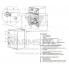 Газовый отопительный котёл с атмосферной горелкой Vaillant atmoVIT VK INT 414/1-5