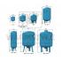 Мембранный расширительный бак для систем ГВС Reflex DE 8 синий