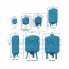 Мембранный расширительный бак для систем ГВС Reflex DE 100 синий