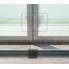 Внутрипольный конвектор Heatmann серии Line 80х250х1000 мм
