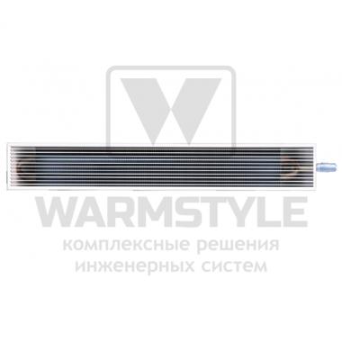 Конвектор Heatmann серии Cube 600х250х2600 мм