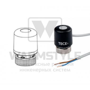 Электропривод термоклапана для коллектора теплого пола TECEfloor