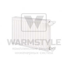 Стальной панельный радиатор Vogel&Noot Profil Kompakt 22K 600x105x300 мм