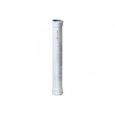 Труба ПВХ с двумя раструбами REDI Phonoline d 90 мм х 0,50 м