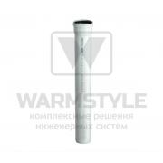 Труба ПВХ с одним раструбом REDI Phonoline d 50 мм х 0,15 м