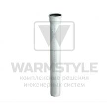 Труба ПВХ с одним раструбом REDI Phonoline d 100 мм х 1,0 м