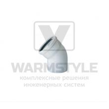 Отвод REDI Phonoline 45° d125