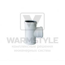 Тройник REDI Phonoline 87° d125