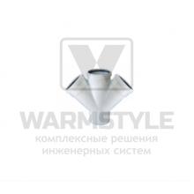 Крестовина REDI Phonoline 45° d100/50/50