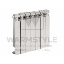Биметаллический радиатор Global Style 500 (575х1040х80)