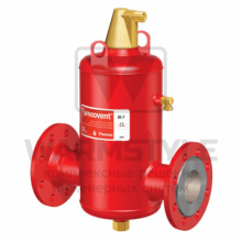 Сепаратор воздуха Flamcovent 125 F - PN 16