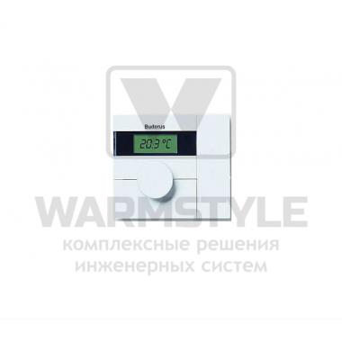 Комнатный регулятор / пульт дистанционного управления Buderus RC10