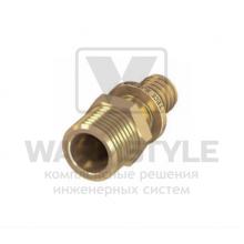 """Соединение прямое с ниппелем TECE ∅ 16 мм х 3/4"""" AG"""