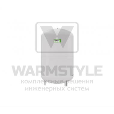 Мембранный расширительный бак для систем отопления Reflex NG 140 белый