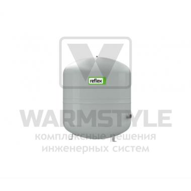 Мембранный расширительный бак для систем отопления Reflex N 100 серый