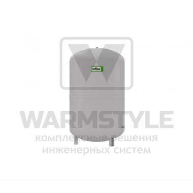 Мембранный расширительный бак для систем отопления Reflex N 250 серый