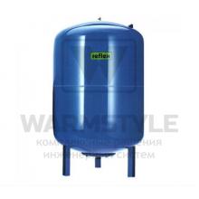 Мембранный расширительный бак для систем ГВС DE 4000 синий