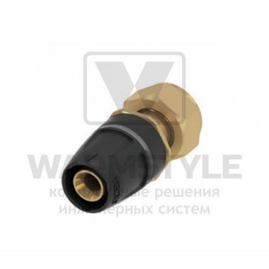 Соединение прямое с накидной гайкой TECElogo ∅ 16 мм х 1/2