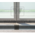 Внутрипольный конвектор Heatmann серии Line 125х250х800 мм