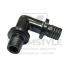 Уголок соединительный 90° пластиковый PPSU TECE ∅ 16/16 мм
